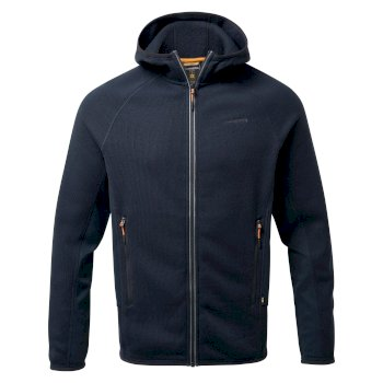 Craghoppers Mannix Fleece Jacket - Blue Navy