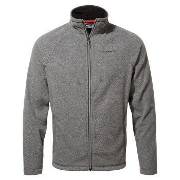 Craghoppers Corey Jacket - Black Pepper Marl