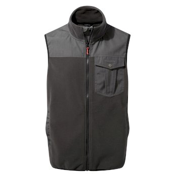 Craghoppers Dillon Vest - Black Pepper
