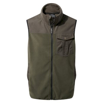 Craghoppers Dillon Vest - Woodland Green