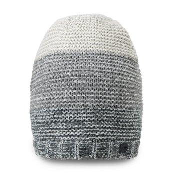 Craghoppers Rogan Knit Hat Dark Grey Marl