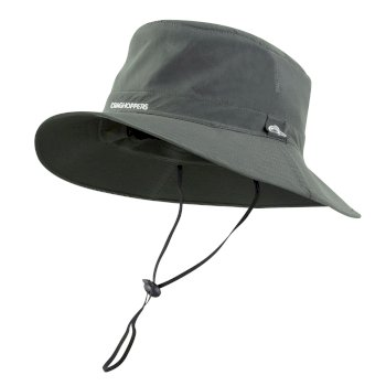 Craghoppers NosiLife Outback Hat - Dark Khaki
