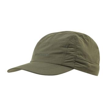 Craghoppers NosiLife Desert Hat II - Dark Khaki