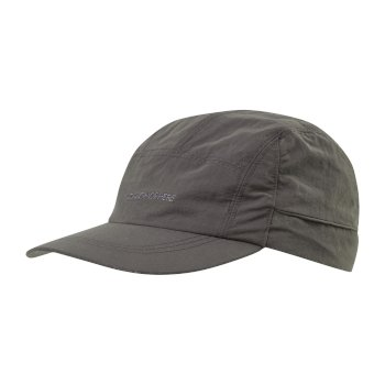 Craghoppers NosiLife Desert Hat II - Black Pepper