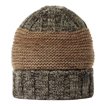 Brenner Hat - Black Pepper / Ibex Brown