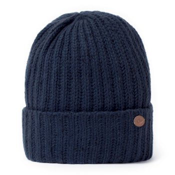 Riber Hat - Blue Navy