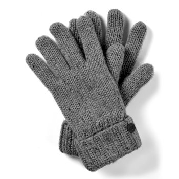 Craghoppers Riber Glove - Cloud Grey