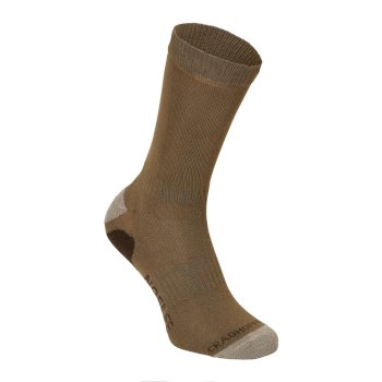 Craghoppers NosiLife Adventure Sock - Kangaroo