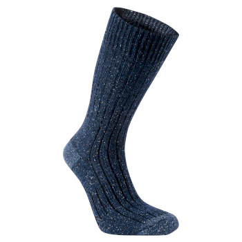 Glencoe Walking Socks - Blue Navy Marl