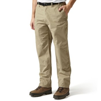Craghoppers Classic Kiwi Trousers - Rubble