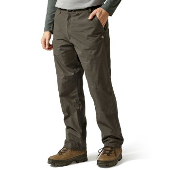 Craghoppers Classic Kiwi Trousers - Bark
