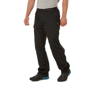 Craghoppers Kiwi Winter Lined Trousers Black