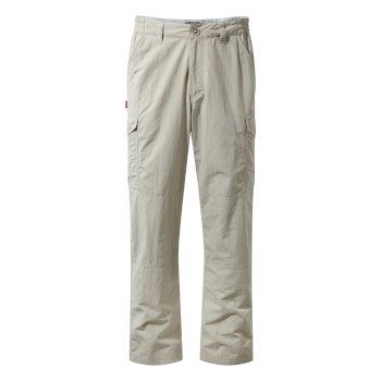 Craghoppers NosiLife Cargo Trousers - Desert Sand