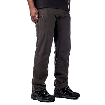 Kiwi Trek Trousers Bark