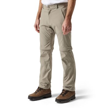 Craghoppers NosiLife Pro Convertible Trousers Pebble