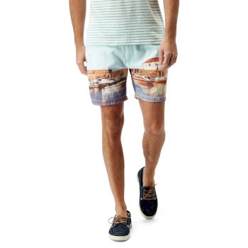 Craghoppers Northbeach Short Photo Blue