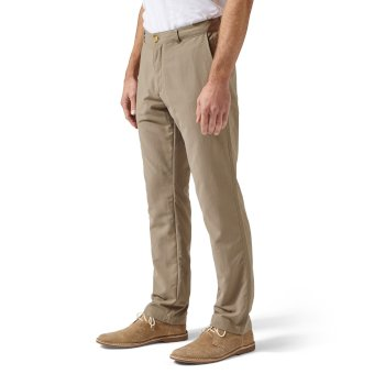 Craghoppers NosiLife Albany Trousers - Pebble