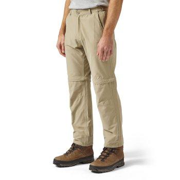 Craghoppers Trek Convertible Trousers - Rubble