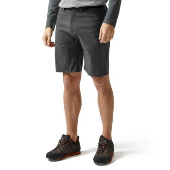 Craghoppers Kiwi Pro Shorts - Dark Lead