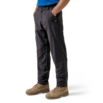 Craghoppers NosiLife Trousers - Black Pepper