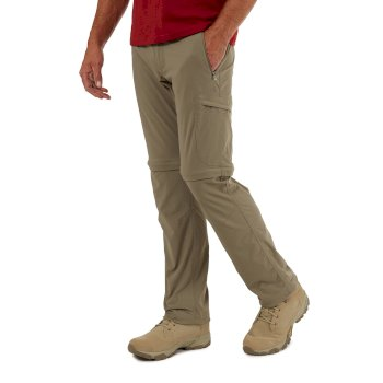Craghoppers NosiLife Pro Convertible II Trousers - Pebble