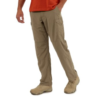 Craghoppers NosiLife Cargo II Trousers - Pebble