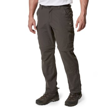 Craghoppers NosiLife Convertible II Trousers - Bark
