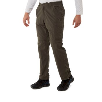 Craghoppers NosiLife Convertible II Trousers - Woodland Green