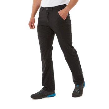 Craghoppers Kiwi Pro II Winter Lined Trouser - Black