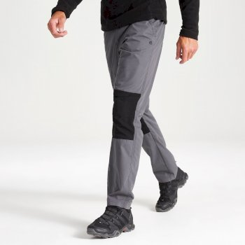 Craghoppers Verve Trousers - Elephant/Black