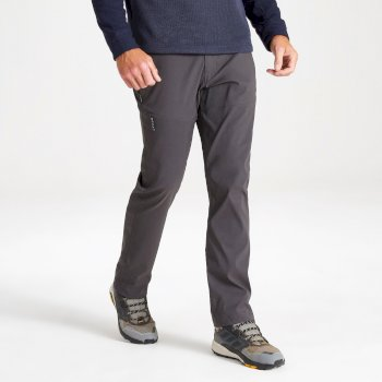 Craghoppers Kiwi Pro II Trousers - Dark Lead