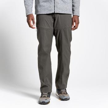 Craghoppers Kiwi Pro II Trousers - Dark Khaki