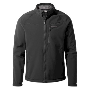 Craghoppers Roag Softshell Jacket Black