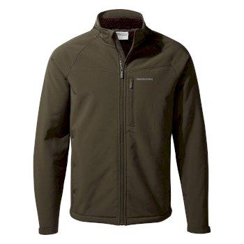 Craghoppers Roag Softshell Jacket - Woodland Green