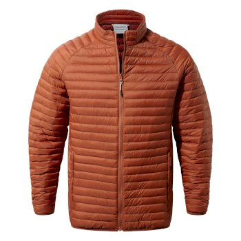 Craghoppers Venta Lite II Jacket Burnt Whisky