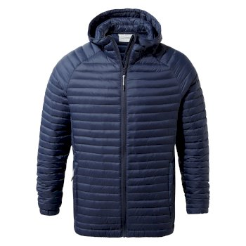 Craghoppers Venta Lite Hooded Jacket Blue Navy
