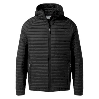 Craghoppers Venta Lite Hooded Jacket Black