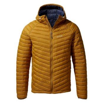 Craghoppers Expolite Hooded Jacket - Spiced Copper