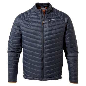 Craghoppers Expolite Jacket - Blue Navy / Cumin