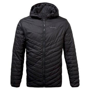 Craghoppers Compresslite V Hooded Jacket - Black