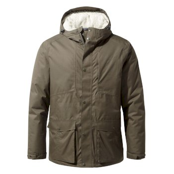 Craghoppers Kiwi Classic Thermic II Jacket - Woodland Green
