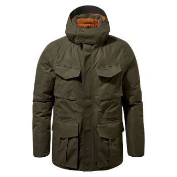 Craghoppers Pember Jacket - Woodland Green