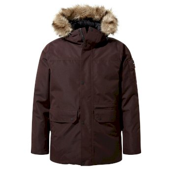 Craghoppers Wasenhorn Jacket - Elk Brown