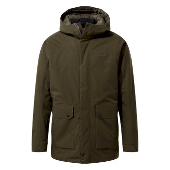 Craghoppers Kenton Thermic Jacket - Woodland Green
