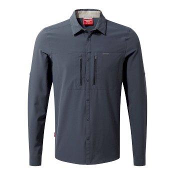 NosiLife ProII Long-Sleeved Shirt Ombre Blue