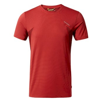 Craghoppers Fusion T-Shirt - Firth Red