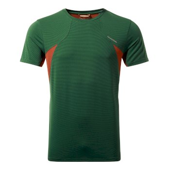 Craghoppers Fusion T-Shirt - Mountain Green