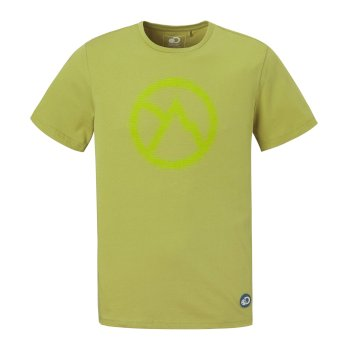 Craghoppers Discovery Adventures Short-Sleeved T-Shirt Spiced Lime