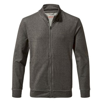 Craghoppers NosiLife Alba Jacket - Black Pepper Marl
