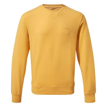 Craghoppers NosiLife Tilpa Crew Sweat - Indian Yellow